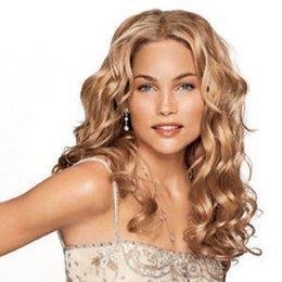 $enCountryForm.capitalKeyWord UK - song wig.01444 free shipping beautiful Stylish long blonde curl women's wig