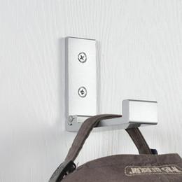 $enCountryForm.capitalKeyWord NZ - Creative Clothes Towel Coat Rack Aluminum Alloy Folding Hooks Rustproof Towel Hooks Wall Door Clothes HangersHK0102
