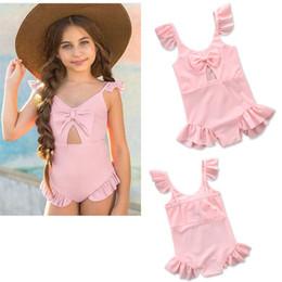 10d92b4250 30 style baby girl unicorn swimwear ins hot sale stripe flower two-pieces  kids girl summer floral bathing suit 2pcs