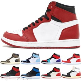 $enCountryForm.capitalKeyWord Australia - Athletic 1 High OG Travis Scotts Cactus Jack UNC Spiderman Mens Basketball shoes 1s Top 3 Banned Bred Toe Lakers Men Sport Designer Sneakers