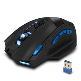 zelotes mice UK - EPULA ZELOTES F-15 Dual-mode Gaming Mouse 2500DPI Wired Wireless Adjustable DPI 4.17