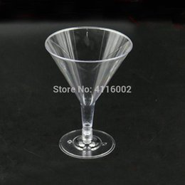 Clear Cup Sale Australia - hot sale new 300pcs 230ml Plstic Wine Cup Disposable Wedding Cup Plastic Drinkware Clear Shot Glass