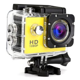 video stabilizers 2019 - HIPERDEAL A7 1080P Sports Action Waterproof Full HD DVR Cam DV Video Camcorder Camera Sport Electronics HD Video BAY24 c