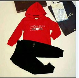 $enCountryForm.capitalKeyWord Australia - Girls Suit Tracksuits sweater Kids Clothing Set Hot Sell Fashion Spring Autumn Children's Dresses Long Sleeve Sweater N2