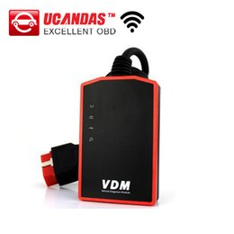 $enCountryForm.capitalKeyWord Australia - Professional Wireless Universal Car Diagnostic Tool UCANDAS VDM Update Online Auto Scanner wifi function DHL Free