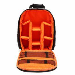 $enCountryForm.capitalKeyWord Australia - 19ss Multi-functional Camera Backpack Video Digital DSLR Bag Waterproof Outdoor Camera Bag Case for Nikon for Canon 25*15*34cm