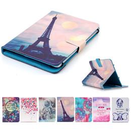 $enCountryForm.capitalKeyWord Australia - Cartoon Printed Universal 7 inch Tablet Case for HP 8 HP Pro Slate 8 Cases kickstand Flip Cover Case