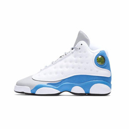 $enCountryForm.capitalKeyWord NZ - He Got Game 13 Italy Blue 13s Black Cat Hyper Royal Chicago Mens Basketball Shoes Bred Phantom Sports Sneakers Baskets Size 40-46
