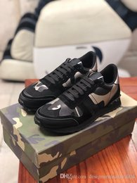 $enCountryForm.capitalKeyWord Australia - Best quality Designer Shoes White Platform Sneakers Reflective 3M Oversized Sneakes Low top Leather Trainers SZ 4-11 with dust bag xg190726