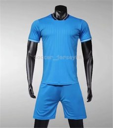 new soccer uniforms NZ - New arrive Blank soccer jersey #1905-4 customize Hot Sale Top Quality Quick Drying T-shirt uniforms jersey football shirts
