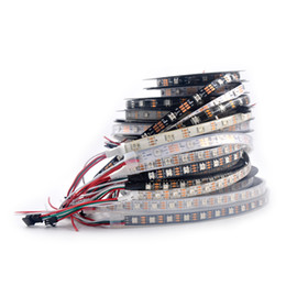pixel strips Australia - 5m WS2812B LED Strip SK6812 30 60 74 96 144 pixels m 2811ic Built-in 5050RGB individually addressable RGB LED Strip IP30 IP65 IP67 DC5V