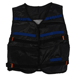 $enCountryForm.capitalKeyWord NZ - Top Tactical Vest For 12 Darts and 4 Ammo Clips In Nerf N Strike Games Black
