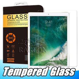 $enCountryForm.capitalKeyWord Australia - Best Quality 2.5D Curved Edge Tempered Glass For iPad 2018 9.7 Glass For iPad Air 2 Mini 3 4 5 6 7 2019 Pro 10.5 inch Screen Protector Film