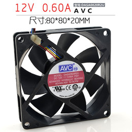$enCountryForm.capitalKeyWord Australia - AVC 8020 12V 0.60A 8CM 8cm 4-wire CPU chassis fan DASA0820R2U