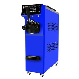 Metal Makers Australia - 900W ice cream machine snack shop cold yogurt making machine automatic ice cream maker