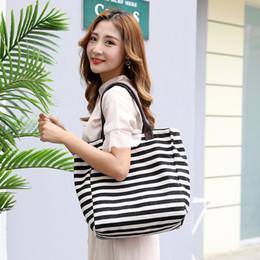 Cute Canvas Handbags Australia - 2019 Fashion New Women Handbag Cute Ladies Shoulder Bag High Quality Soft Canvas Large Capacity Bag Casual Handbags