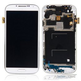 $enCountryForm.capitalKeyWord Australia - Top selling LCD display touch screen digitizer assembly replacement cell phone accessory for Samsung Galaxy S4 i9500 i9505