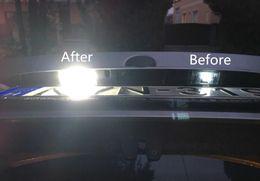 Für BMW 3er E46 2D M3 2004 2005 2006 Canbus Auto LED Kennzeichenbeleuchtung 12 V Weiß SMD3528 LED Kennzeichen Lampe im Angebot