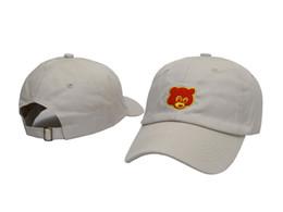73b9ba1e5ebd9c 2018 Kanye West Wolves bear Snapback Cap pray gold Casquette hat hats for men  gorras bones baseball cap free shipping