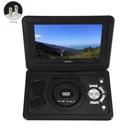 $enCountryForm.capitalKeyWord Australia - 13.9inch DVD Player TV Game Portable Mini Rechargeable Battery CD Outdoor USB Home Car LCD HD Swivel Screen