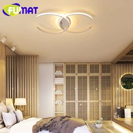 Cool beds online shopping - FUMAT Modern LED ceiling light Acrylic led light for living room bedroom led ceiling lamp home lighting