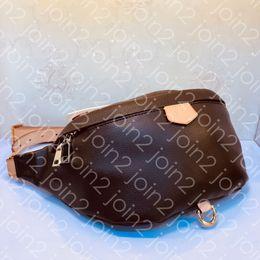 Body Bag sac online shopping - BUMBAG M43644 SAC CEINTURE Designer Fashion Women s Chest Waist Belt Bag Luxury Waistpack Cross Body Brand Shoulder Bag Monogrammed Canvas