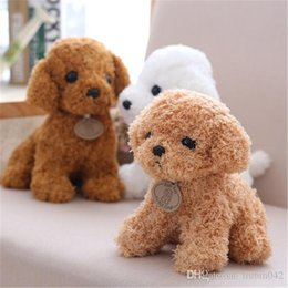 $enCountryForm.capitalKeyWord Australia - 20170718 The Hot Sales Teddy Puppy Dog Birthday Present Male Girl Dolls Stuffed Animals And Plush Toys For Christmas Gift Free Shipping