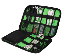 $enCountryForm.capitalKeyWord Australia - New Arrive Data Cable Practical Earphone Wire Storage Bag Power Line Organizer electric bag Flash Disk Case Digital Accessories Bags KKA4664