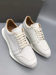 Spring Water Quality Australia - Spring new list high quality Deer grain genuine leather casual shoes first layer of high-end fashion water stained leather shoes