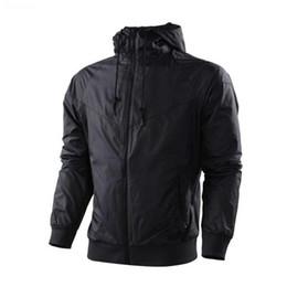 Long Windbreaker Jackets Australia - Men Women Designer Jacket Coat Sweatshirt Hoodie Long Sleeve Autumn Sports Zipper windbreaker Windcheater Mens Clothes Plus Size Hoodies D30