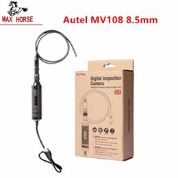 Dodge Camera Australia - Autel MaxiVideo MV108 8.5mm Digital Inspection Camera Powerful and perfect for inspecting most spark plug holes
