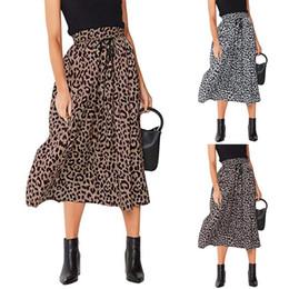 $enCountryForm.capitalKeyWord Australia - Vintage High Waist Midi Skirts Leopard Pattern Women Skirt Sexy Slim Wild women skirt Casual slip style xin1