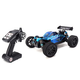 electric road cars 2019 - 2019 New HT C604 RC Car 1 16 2.4G 4WD Rock Crawlers 60km h Electric RC Rc Car 4X4 Buggy Off-Road Truck RTR Toys For Kids