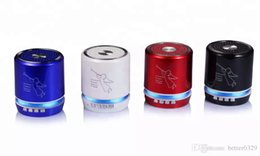 $enCountryForm.capitalKeyWord Australia - T-2308a wireless bluetooth speaker LED color light emitting mini audio portable outdoor plug-in card low-tone gun column speaker quiet comfo