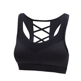 China 2019ss Tide Sweat Uptake Yoga Vest Womens Close Fitting Yoga Suits Girls 4 Colors Bodysuits Tide Fitness Wear INS Best Selling Bra cheap womens fitness wear suppliers