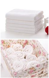 $enCountryForm.capitalKeyWord Australia - Washable Baby cloth Diaper Bamboo Fiber Reusable newbron Kids white Nappy Water Absorption 3 Sizes Changing Pad blanket towel Soft AAA2202