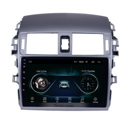 $enCountryForm.capitalKeyWord UK - 9 inch Android 8.1 Head Unit GPS Car Radio for 2007 2008 2009 2010 Toyota OLD Corolla with WIFI support DVR OBD2 1080P Video Backup Camera
