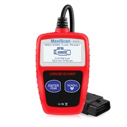 China Autel MaxiScan MS309 CAN BUS OBD2 Code Reader EOBD OBD II Diagnostic Tool Autel MS309 Code Scanner suppliers