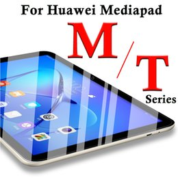 $enCountryForm.capitalKeyWord Australia - Protective Glass On The Tablet For Huawei Mediapad T3 7 Glass M3 Lite M5 Pro T1 Wifi Version 8 8.4 9.6 10.1 10.8 Tempered Glas