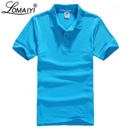 polo xs Canada - LOMAIYI Plus Size XS-3XL Brand New Men's Polo Shirt Men White High Quality Cotton Short Sleeve Jerseys Mens Polo