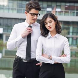 $enCountryForm.capitalKeyWord Australia - Men's Classic Long Sleeve Standard-fit Solid Dress Shirt White Formal Business Basic Design Men Work Office Shirts S-6XL