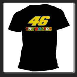 46 Doctor T Shirts Australia - T-Shirt Unisexe Vale Doctor 46 #iostoconvale black suit hat pink t-shirt
