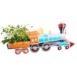 Locomotive Paper Model Toys Handmade 3d Diy Creative Train Decorate Toys Gift For Children Building & Construction Toys Card Model Building Sets