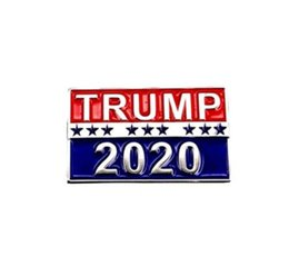 $enCountryForm.capitalKeyWord Australia - TRUMP 2020 Symbol Badge Coupon Star Admission Tickets Cool Poker Brooch Coat Jackets Backpack Lapel Pins Movie Fans Gifts MMA2111