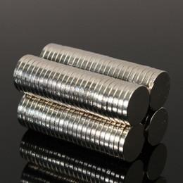 Neodymium Magnets 8mm Australia - 50pcs 8mm Dia x 1mm Small Thin Neodymium Disc Magnets N52 Craft Reborn Fridge Diy NdFeB Magnetic Materials