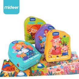 $enCountryForm.capitalKeyWord Australia - Mideer Puzzle Children's Theme Fairy Tale Puzzle Baby Early Education Intelligence Scene Puzzle toy Children's Toys