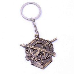 $enCountryForm.capitalKeyWord Australia - Cool Toy GunsKeychain Key Ring Gift For Boys Girls Bag Pendant Mental Figure Charms Key Chains Jewelry porte clef SX8