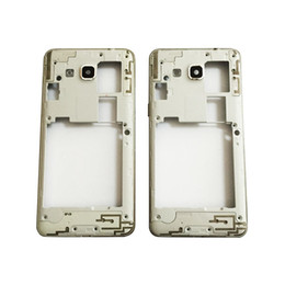 $enCountryForm.capitalKeyWord Australia - Original New Middle Plate Rear Housing For Samsung Galaxy Grand Prime G530H G530 Middle Bezel Back Housing Replacement