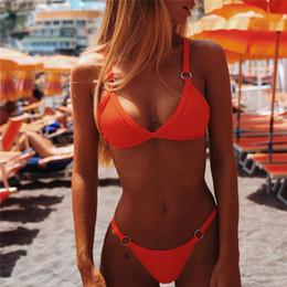 $enCountryForm.capitalKeyWord Australia - Micro Bikini 2019 Swimwear Women Bikini Colaless Swimsuit Sexy Thong Bikinis Set Bathing Suit Beachwear Mini Bikini Femme S19712