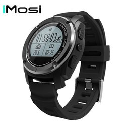 G Sensor For Australia - Imosi Smart Watch S928 Support G-sensor GPS Notification Sport Mode Wristwatch Smart phone for Android ios